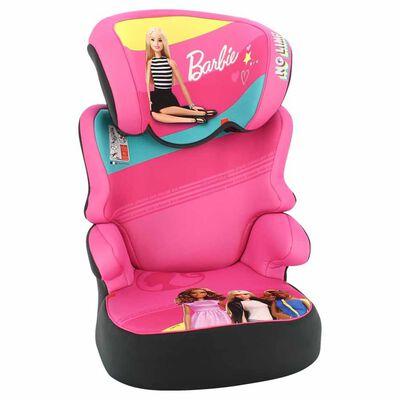 Mattel Silla de coche para niños Befix Barbie grupo 2+3 rosa