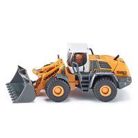 Siku Excavadora de cuatro ruedas Liebherr L580 1:50 541487