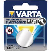 Pila Boton Bl1 Cr2320 Litio 3 V - VARTA - 6320101401