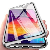 Funda magnética para Samsung Galaxy A70 con protector de pantalla - pl