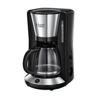 Russell Hobbs Cafetera Adventure plateada 1100 W 1,25 L