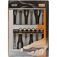 BAHCO Set de destornilladores ergonómicos 6 piezas BE-9881