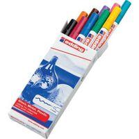 edding Rotulador de pintura brillante 10 uds multicolour 751