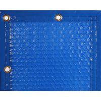Manta Térmica 700micras Geobubble piscina de 4x5,5m con refuerzo