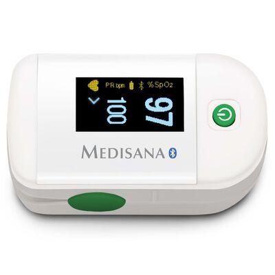 Medisana Pulsioxímetro PM 100 Connect blanco