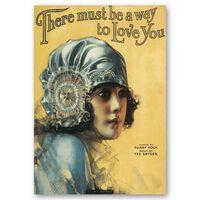 Portada de Música There Must Be A Way To Love You - Cuadro Lienzo