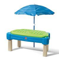 Mesa de agua y arena para niños Step2