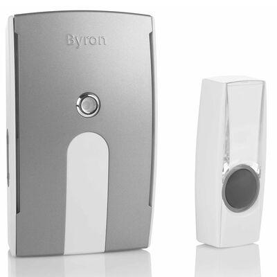 Byron Timbre conexión inalámbrica BY514E 125 m 10.007.88