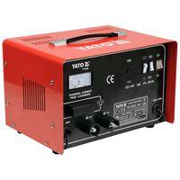 YATO Cargador de batería 12/24 V 25 A 230 V
