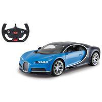 Jamara Coche superdeportivo teledirigido Bugatti Chiron azul 1:14