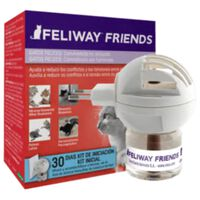 Feliway Friends Difusor + Recambio  | 48 Ml | Miscota Ecommerce