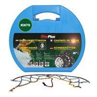 ProPlus Cadenas de nieve para neumáticos 12 mm KN70 2 unidades