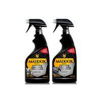 Maddox Detail - Engine Care Kit - Limpiador y abrillantador de motor