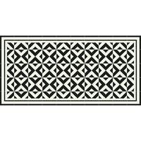 Flooralia- Alfombra de vinilo - Geométrica - G-018