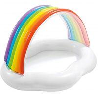 Piscina para bebés Rainbow Cloud