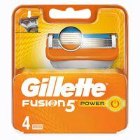 Hoja de afeitar Fusion Power, paquete de 4