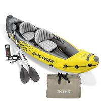 Intex Kayak inflable Explorer K2 312x91x51 cm 68307NP
