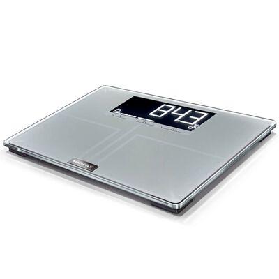 Soehnle Báscula de baño Shape Sense Profi 300 200 kg plata 63869