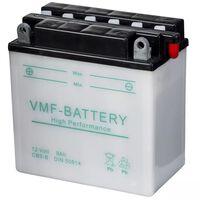Batería para motocicleta 12 V 9 Ah YB9-B, marca VMF Powersport