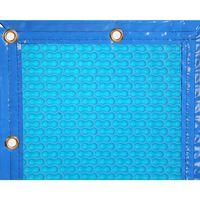Manta Térmica 500micras Geobubble piscina de 4x9,5m con refuerzo