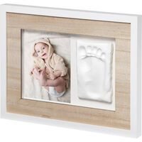 Baby Art Marco para collage Tiny Style beige