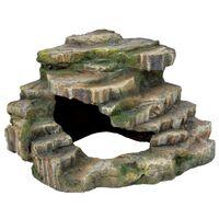TRIXIE Roca esquinera 26x20x26 cm resina de poliéster 76196