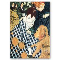 Cuadro Lienzo, Impresión Digital - Femmes Au Chien - Pierre Bonnard