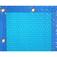 Manta Térmica 500micras Geobubble piscina de 3x7,5m con refuerzo