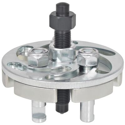 vidaXL Extractor polea dentada sincrónica universal ajustable 42-82 mm
