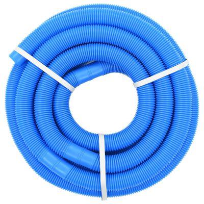 vidaXL Manguera de piscina azul 38 mm 9 m