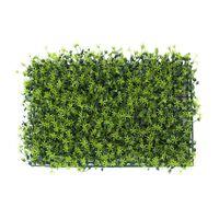 Seto Artificial - Alfombra Artificial - Planta Artificial - 60x40cm -