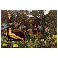 Cuadro Lienzo, Impresión Digital - El Sueño - Henri Rousseau