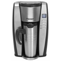 Bestron Cafetera 650 W 400 ml plateada ACUP650