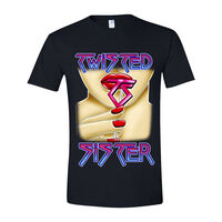 Twisted sister Love Is for Suckers  Camiseta