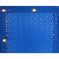 Manta Térmica GeoBubble 700 micras  piscina de 5,5x4,5m con refuerzo