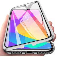 Funda magnética para teléfono para Xiaomi Mi CC9 con protección de pan