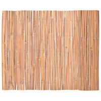 vidaXL Valla de bambú 150x600 cm