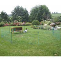 Kerbl Conjunto malla electrizable para conejos 65 cm 292209