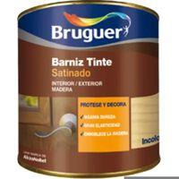 Barniz Tinte Sat Incoloro - BRUGUER - 5160551 - 250 ML