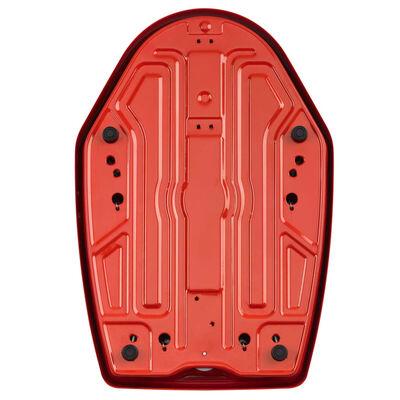 Medisana Báscula personal mecánica PS 100 roja