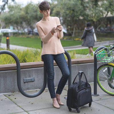 Kensington Bolso ordenador portátil con ruedas Executive Contour 2,0