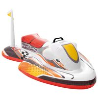 Intex Moto inflable Wave Rider Ride-on 117x77 cm
