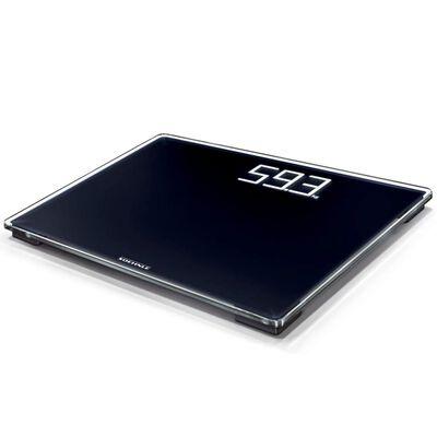 Soehnle Báscula de baño Style Sense Comfort 500 180 kg negra 63862