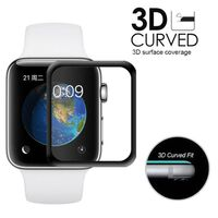 Protector de pantalla para Apple Watch 2/3 (38 mm) de vidrio templado