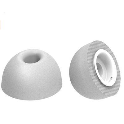 Paquete de 3 cómodos auriculares para Airpod Pro - Gris
