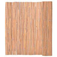 vidaXL Valla de bambú 150x400 cm