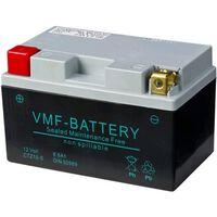 VMF Powersport Batería AGM 12 V 8,6 Ah FA YTZ10-S