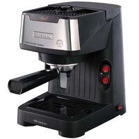 Ariete Máquina de espresso Miro negra 850 W 900 ml