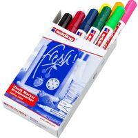 edding Rotuladores de tiza 10 unidades multicolores 4095