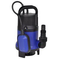 vidaXL Bomba sumergible de agua sucia eléctrica 400 W